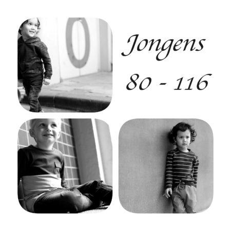 Jongens 80 -116