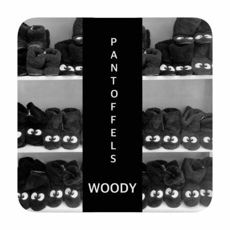 Pantoffels WOODY