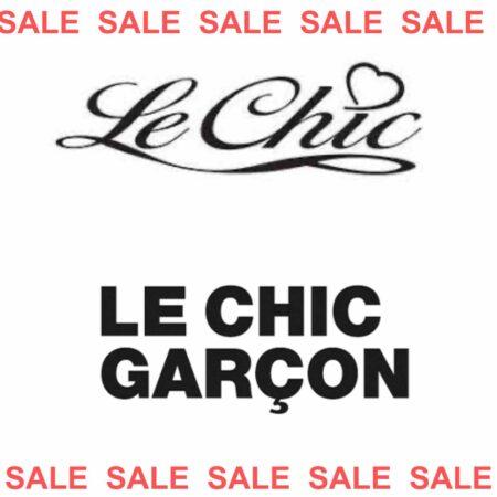 Le Chic ( Garcon) SALE