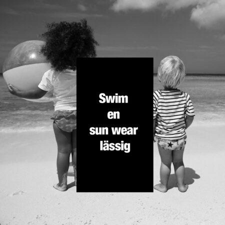 Swim & Sun Wear Lässig